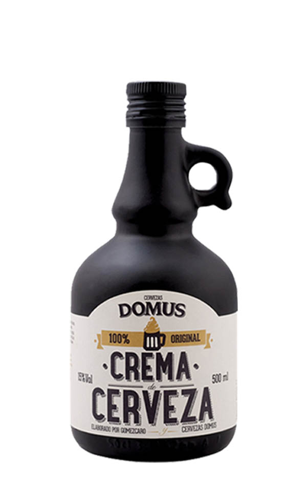 Licor de Crema de Cerveza 50cl