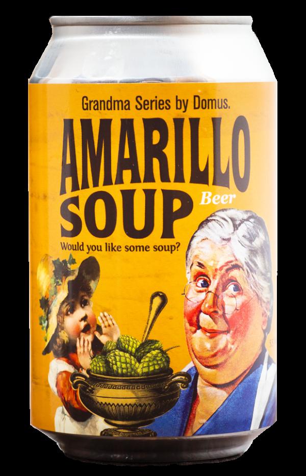 Soup Amarillo