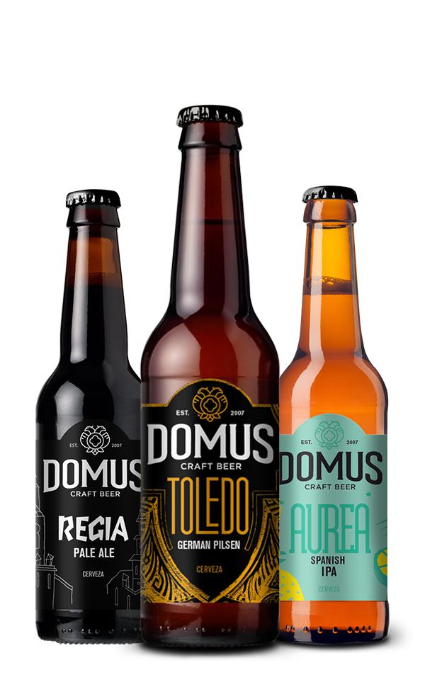 Pack clásicos Domus