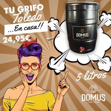 Barril Domus Toledo