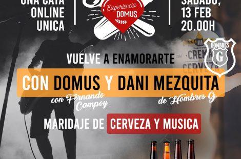 Experiencia Domus con Dani Mezquita