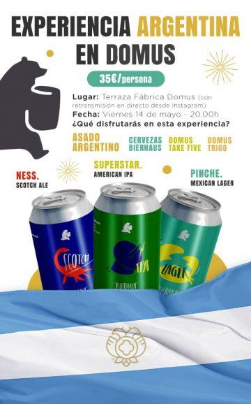 Domus Experiencia Argentina